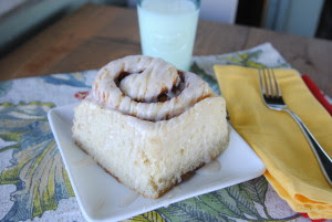 Mother's Day Brunch - Champion Cinnamon Rolls