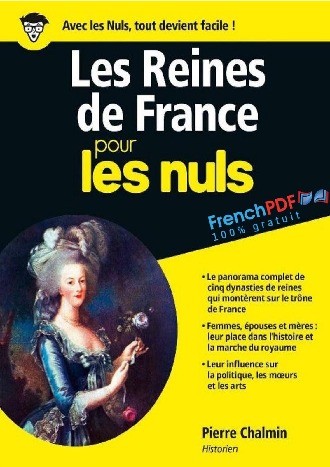 L'histoire De France Pour Les Nuls Pdf : l'histoire, france, Reines, France, Gratuit