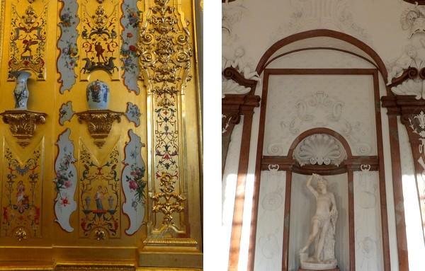 Vienne Vienna Wien Belvédère inférieur palais schloss