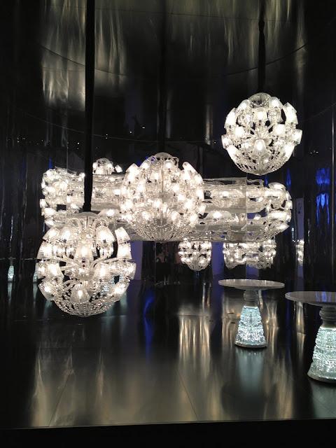 Scelti per voi Quanti lampadari al FUORISALONE 2016