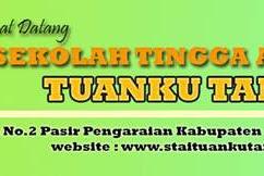 Lowongan Sekolah Tinggi Agama Islam (STAI) Tuanku Tambusai Pasir Pengaraian Oktober 2018