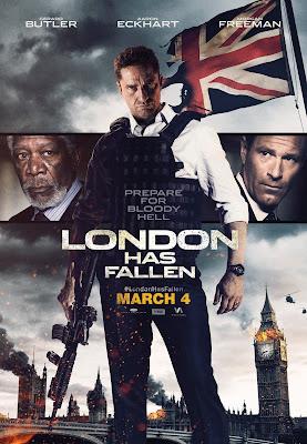ตัวอย่างหนังใหม่ : London Has Fallen (ผ่ายุทธการถล่มลอนดอน) ซับไทย poster5