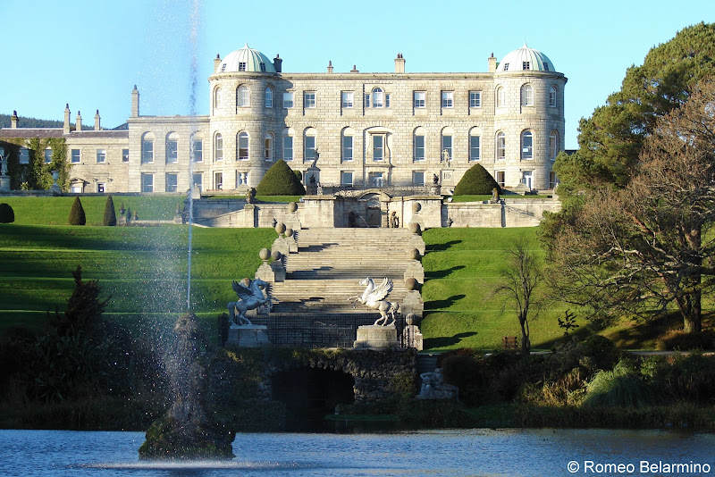 Powerscourt House Things to See in Ireland Road Trip Itinerary