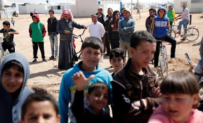 Number of Syrian refugees passes five million: UN AFP