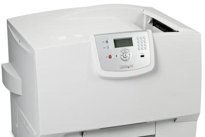 Lexmark C780 Printer Driver Download