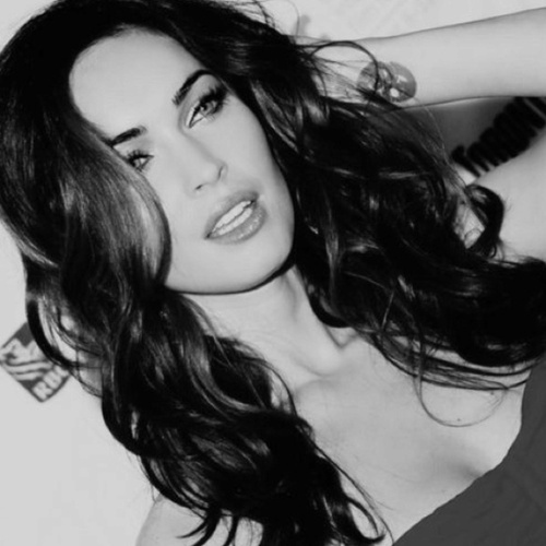 Megan Fox celebrityleatherfashions.filminspector.com