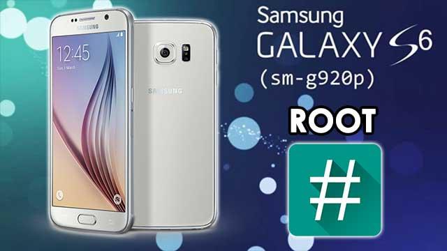 Cómo ROOTEAR Samsung Galaxy S6 SM-G920P