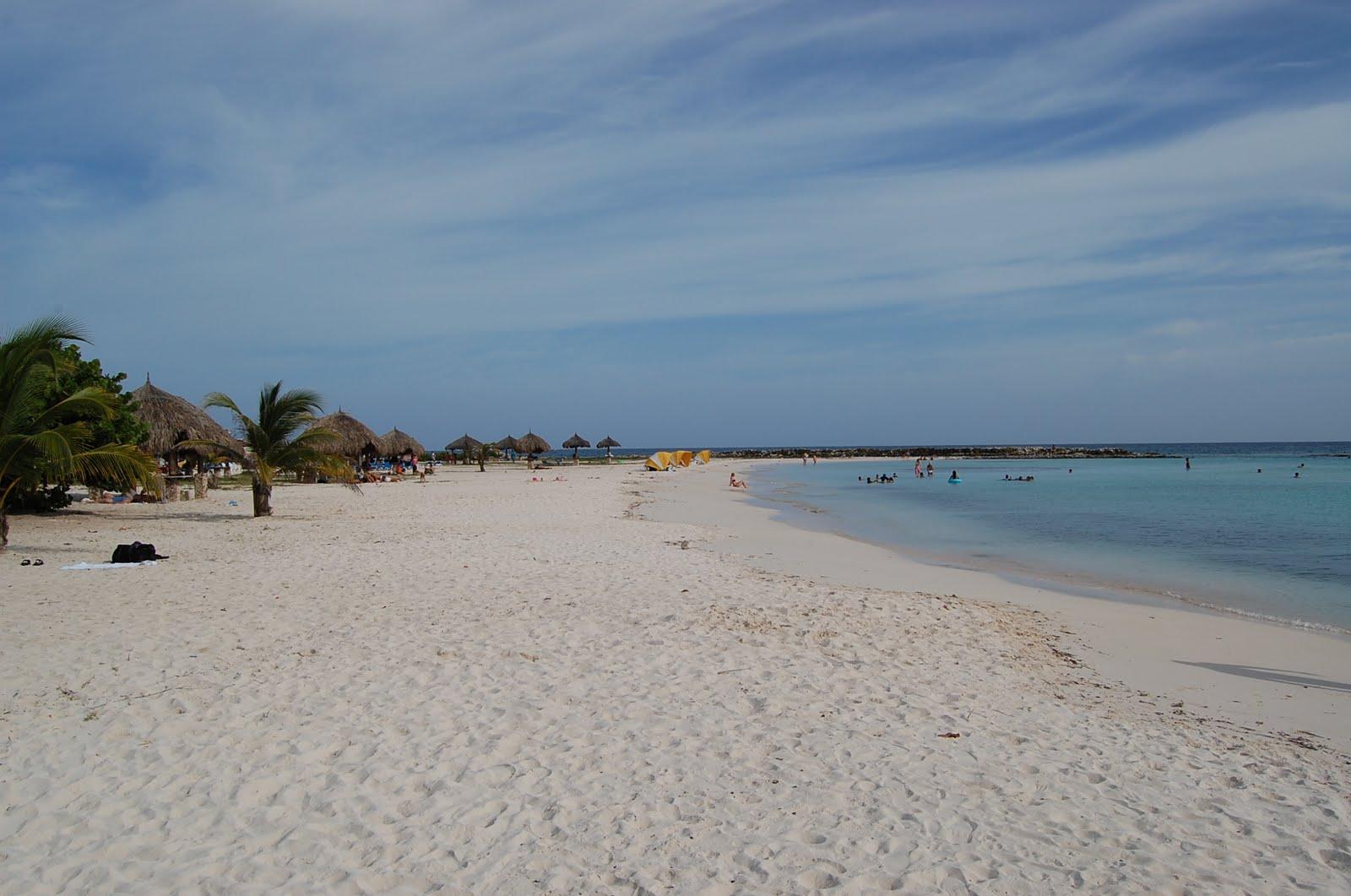 Rich Harrill's Aruba: Aruba's Best Beaches--Baby Beach