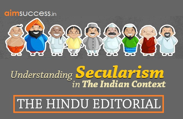 Understanding Secularism in the Indian Context: THE HINDU EDITORIAL