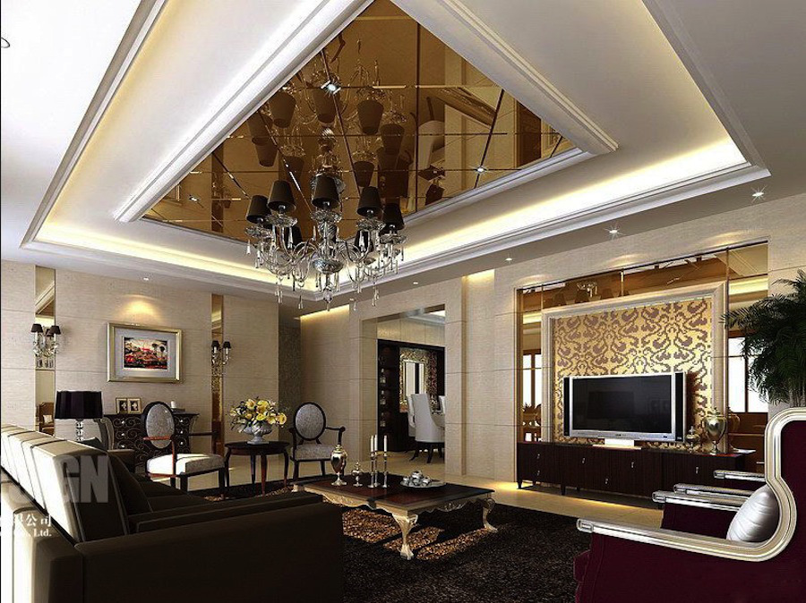 Luxury Living Rooms With Tv best luxury living rooms with interior designs   home designs