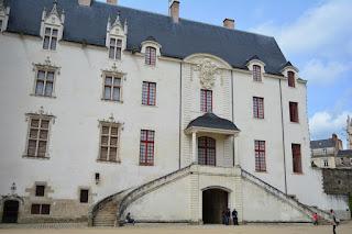 Grand Gouvernement château de Nantes