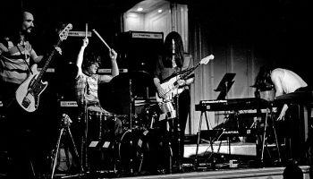 Can en vivo en 1971.