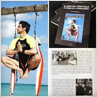 libro yoga aereo