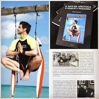 Rafael Martínez libro yoga aereo