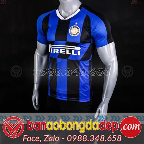 Áo Inter Milan Xanh Đen 2019 Training 1