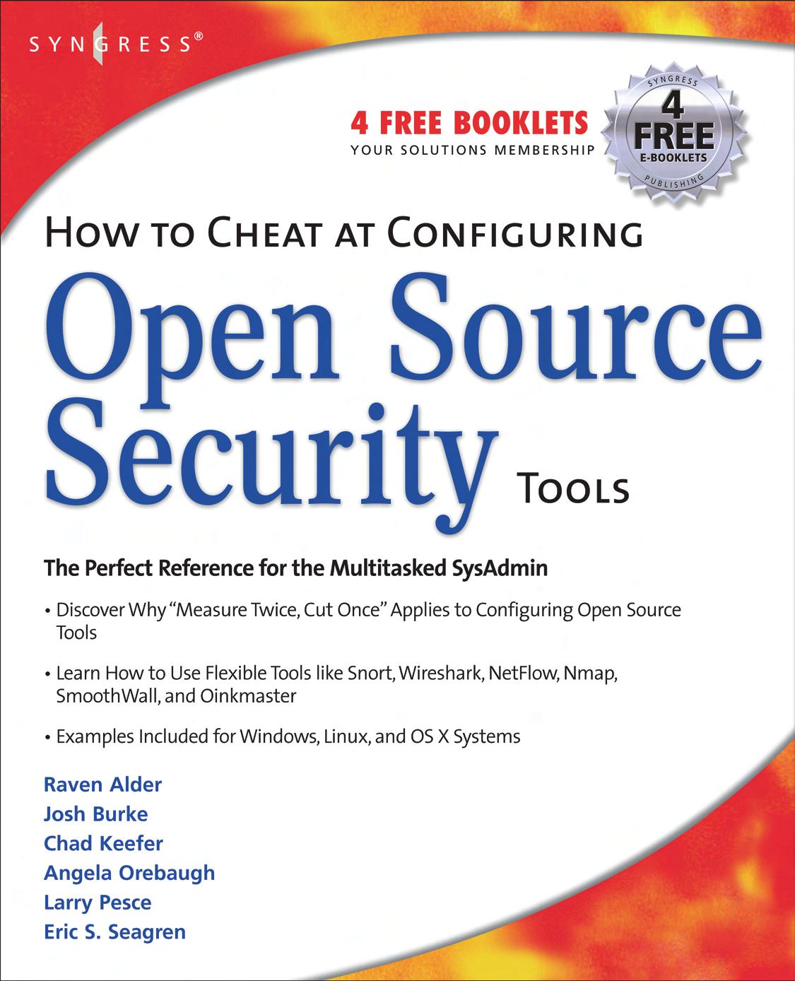 Ebook Open Source Security Tools Gilakomputer Net