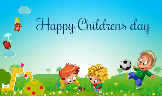 Happy Children's Day SMS Messages