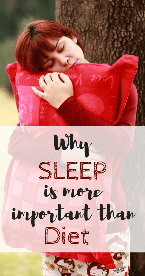 Why Sleep Is More Important Than Diet