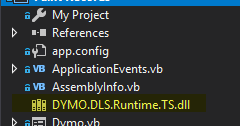 Fixing Dymo SDK problems with VB net apps