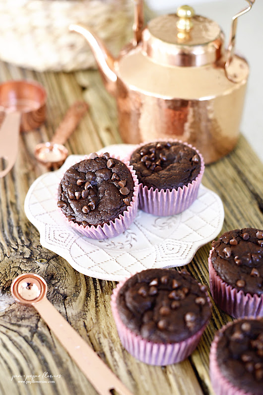 RECiPE | Protein Packed Chocolate Muffins