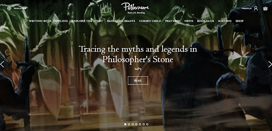 My Pottermore Results | My Wand, My House, My Patronus