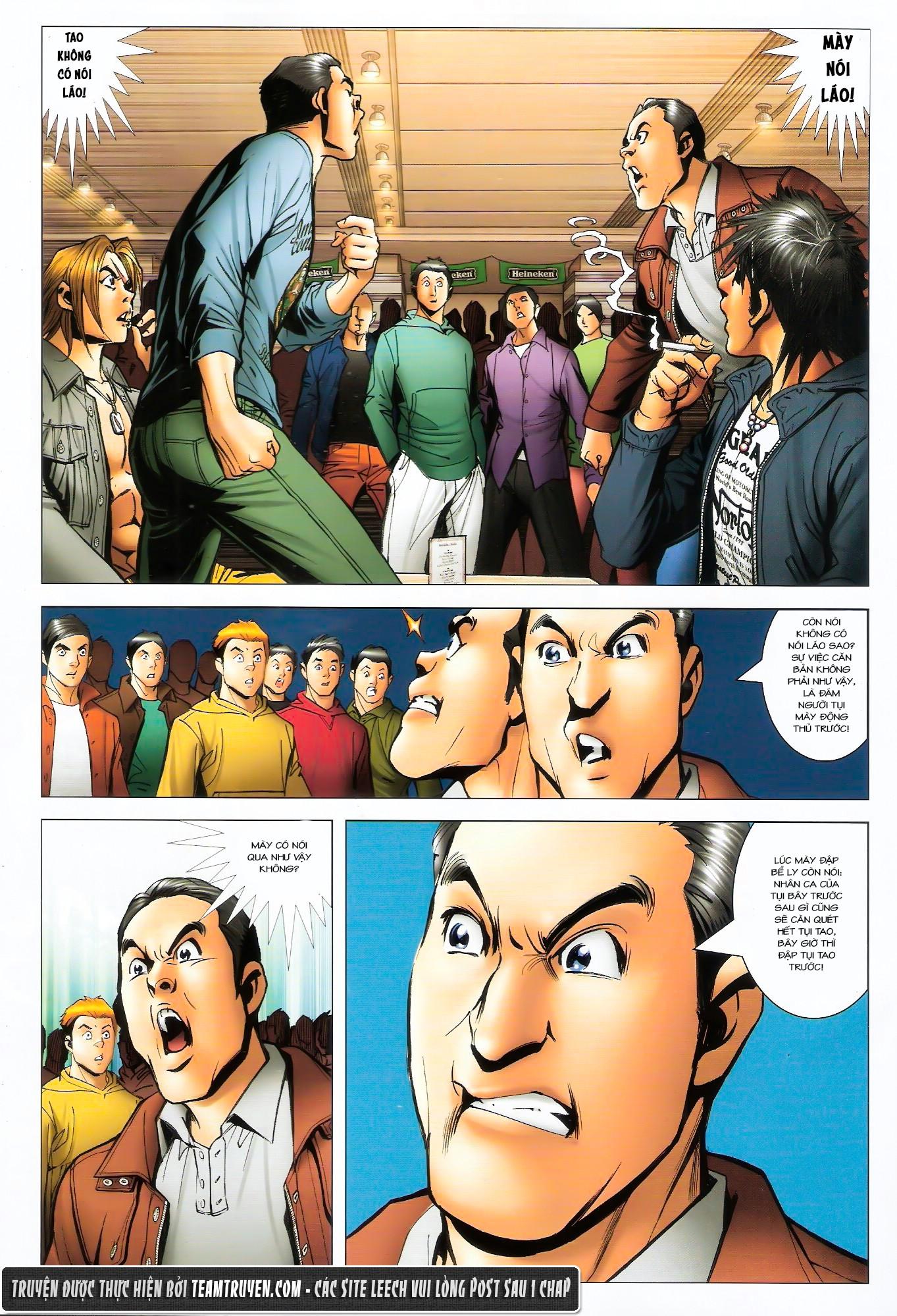 Người Trong Giang Hồ NetTruyen chap 1492 - Trang 27