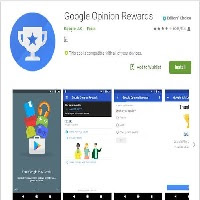 Earn money using google opinion rewards apps download it from play store now