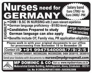 nursing jobs in india nursing jobs germany large number. Black Bedroom Furniture Sets. Home Design Ideas