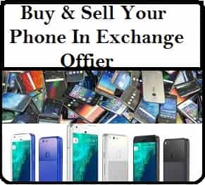 Phone, Exchange Offer, Sale, New Phone, Sale Tips