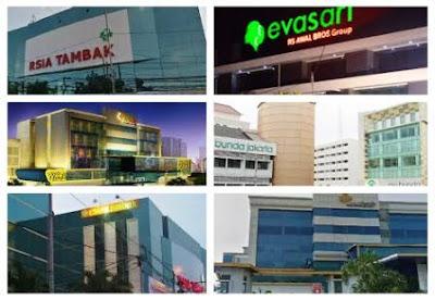 rumah sakit ibu dan anak terbaik di Jkt Pusat, Timur, Utara, Barat, Selatan