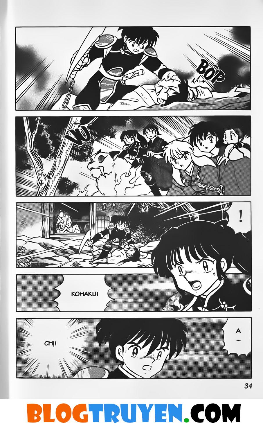 Inuyasha vol 37.2 trang 13