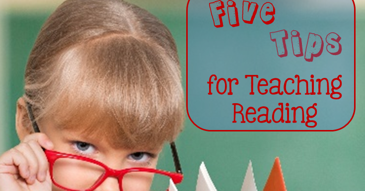 Five Tips for Teaching Reading Using Recent Brain Research