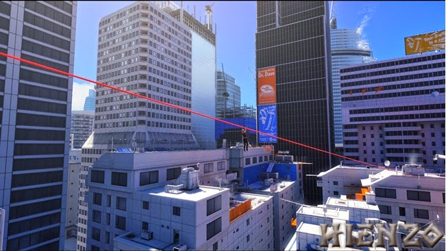 Mirror's Edge PC Gameplay