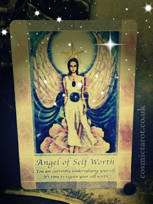 angel of self-worth