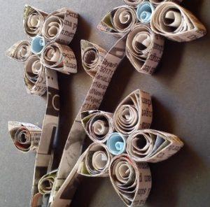 14 Cara Membuat Hiasan Dinding Kamar dari Kertas Karton 30ad064804