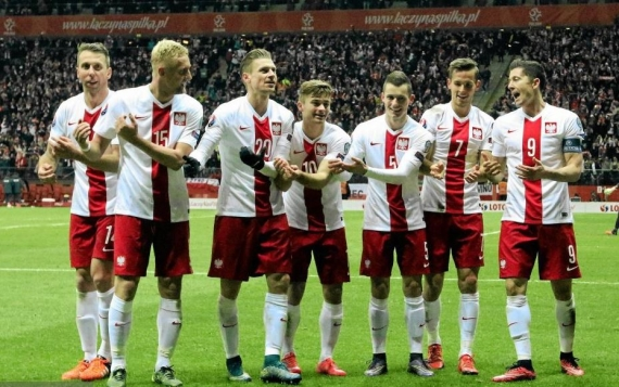 Commodore Vegas has tipped Poland to win the tournament at 45/1.