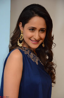 Pragya Jaiswal in beautiful Blue Gown Spicy Latest Pics February 2017 018.JPG
