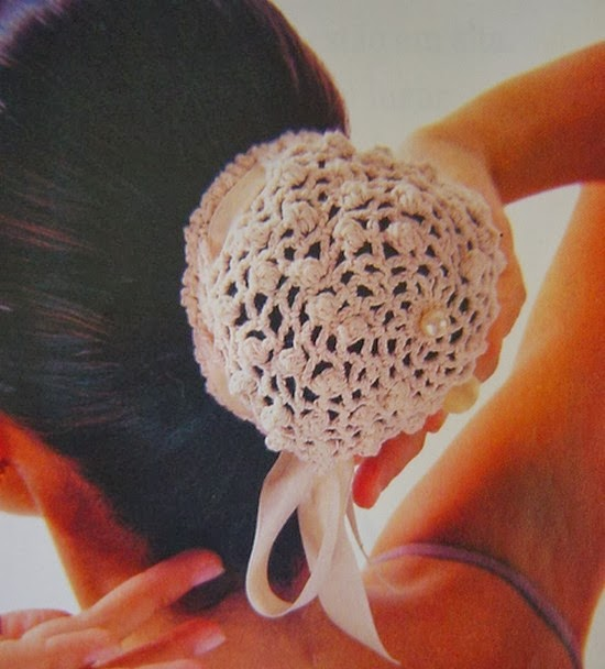 Redecilla de Pelo en Crochet Patron