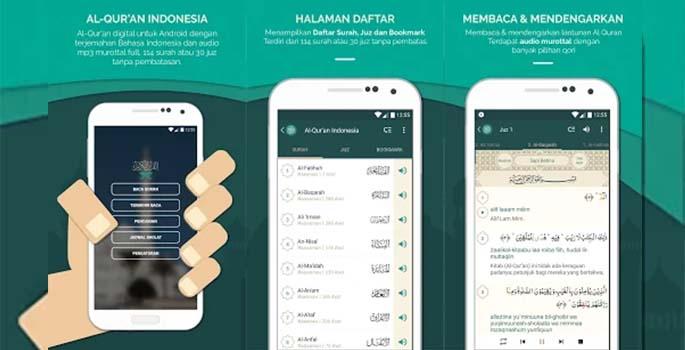Download Al Quran Indonesia Pro apk Mod Terbaru 2019