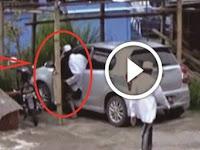 Video: Terjaring Razia, Peminta-Minta Mengatasnamakan Yayasan Ternyata Mobilnya Mewah Gini