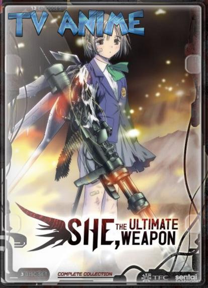 Pelicula SaiKano: Mi Novia, el Arma Definitiva (Temporada 1) HD 1080P LATINO/JAPONES Online imagen
