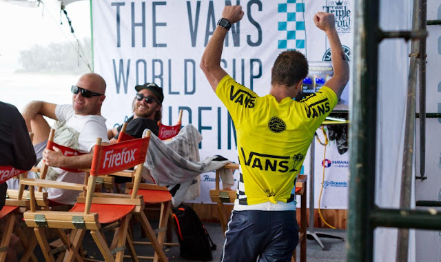 38 Vans World Cup of Sufing 2014 Glenn Hall Foto ASP