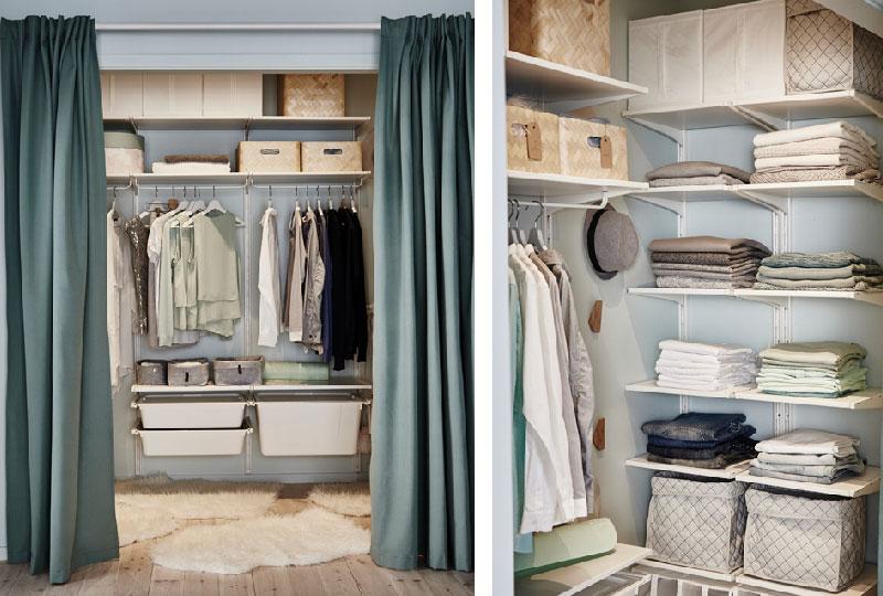 Cabina Armadio Algot Ikea.Algot Di Ikea Tante Soluzioni Per La Tua Casa Freestanding