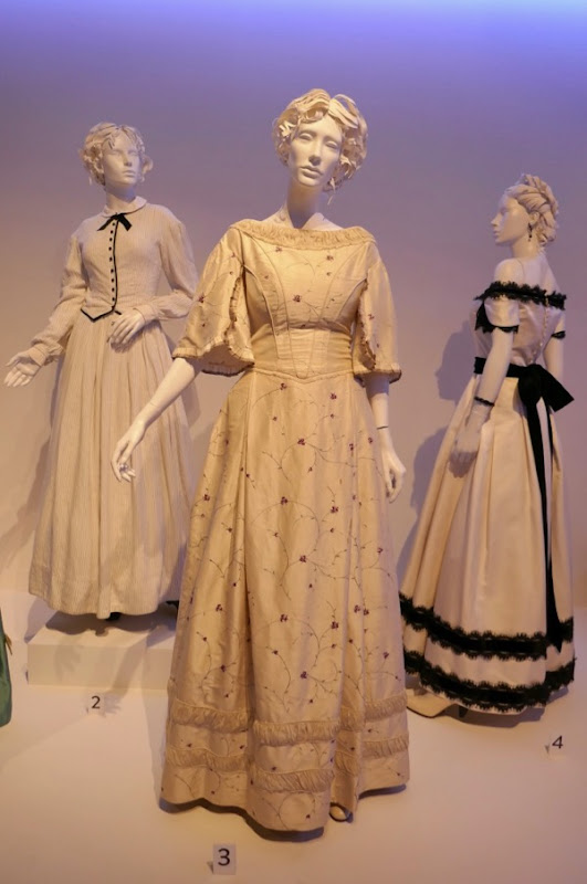 Beguiled Miss Martha and Edwina costumes
