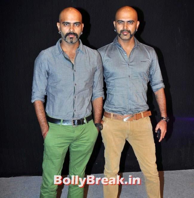 Raghu Ram and Rajiv Laxman, Star Parivaar Awards 2014 Red Carpet Pics