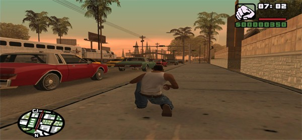 GTA San Andreas PC - Screenshot 2
