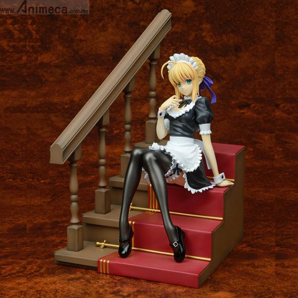 FIGURA SABER Mousou Maid Ver. Fate/hollow ataraxia
