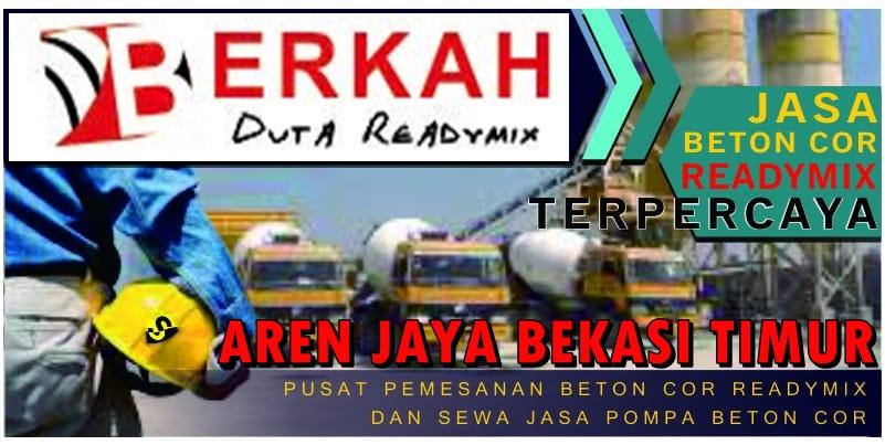 HARGA READY MIX MURAH BEKASI TIMUR