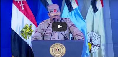 اللواء أركان حرب محمد الشحات مدير المخابرات الحربية