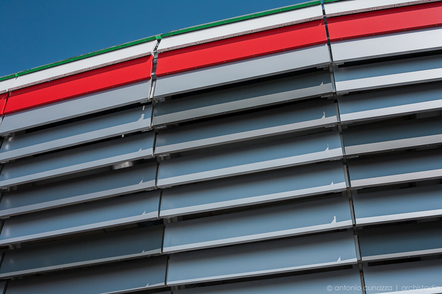 juventus stadium architettura archistadia